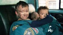 «Сообщает служба 01» Огонь уносит жизни детей в Иркутской области.