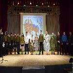 Состоялся районный конкурс патриотической песни «Спой песню как бывало…»