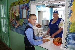 Модернизация школьных столовых