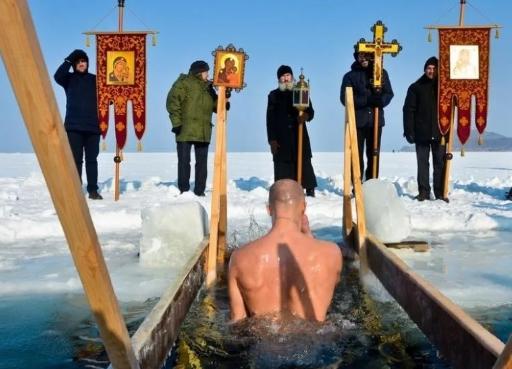 Крещенские купания: основные правила и безопасность.