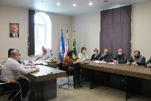 14 января 2021 года в администрации муниципального образования Куйтунский район прошло заседание межведомственной рабочей группы по предотвращению распространения коронавирусной инфекции.