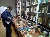 Благотворительная акция в Межпоселенческой центральной библиотеке