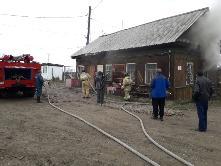 «Сообщает служба 01» В мае на территории Куйтунского района пожары происходили в жилом секторе и объектах деревопереработки.