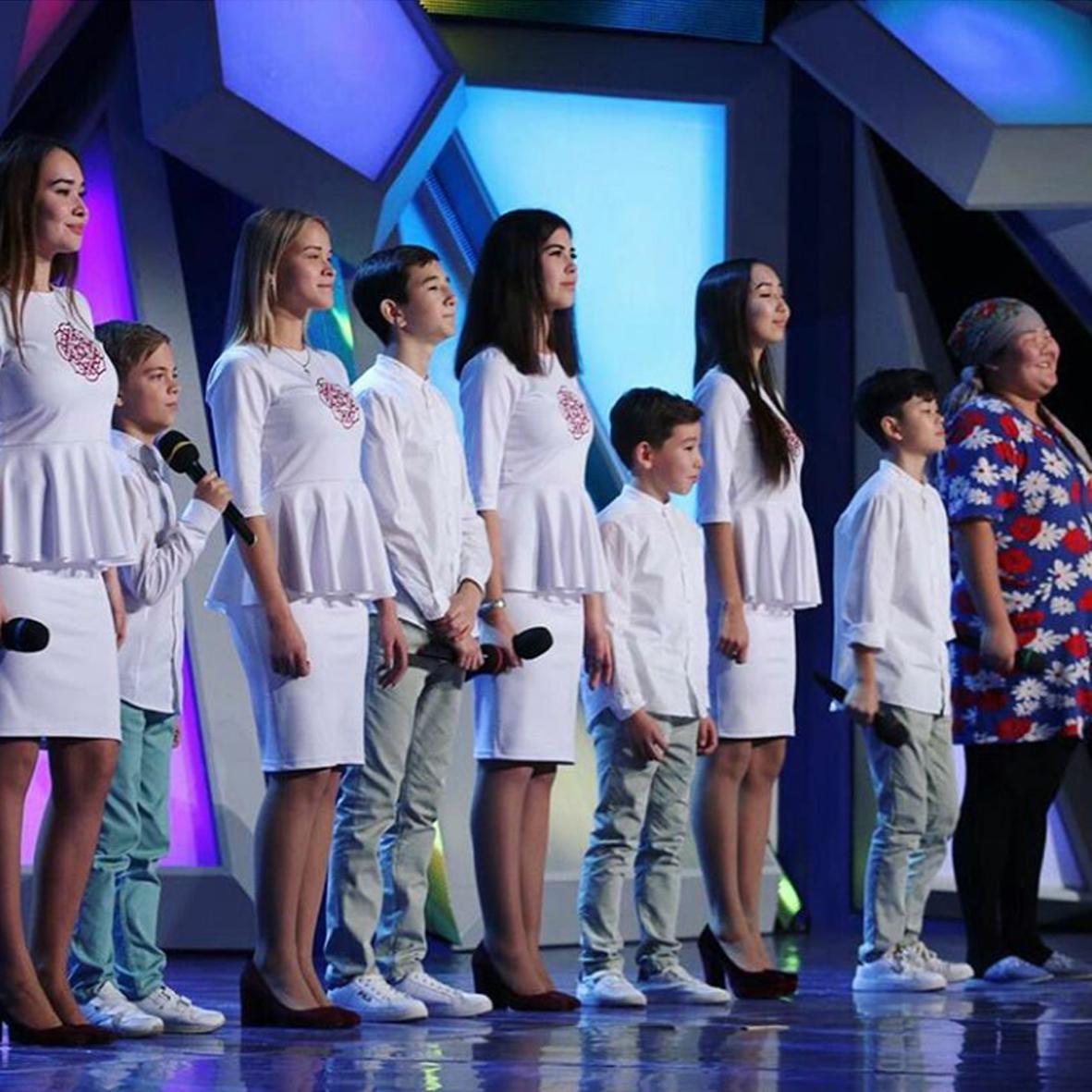 Боханские КВНщики выступили на ¼ финала Детского КВНа