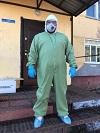 Защитные костюмы для медиков сошьют в чунском ателье