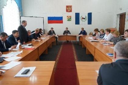 Заседание Административного Совета