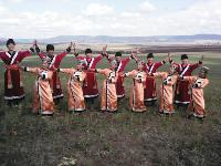 Народный хореографический ансамбль «Сагаан Дали»