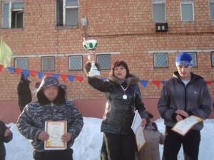 XXXVII зимние сельские спортивные Игры, посвященные 50-летию Усть-Илимского района