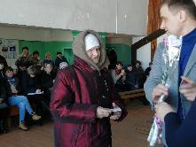 25 февраля представители районной администрации, отдела социальной защиты по Куйтунскому району, представители управления образования, пенсионного фонда, администрации Куйтунского городского поселения посетили село Барлук.