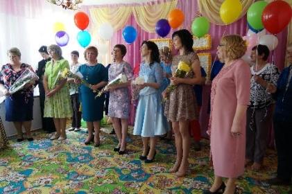 Мэр Тайшетского района поздравил детский сад №15  с юбилеем