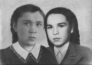 Тамара и Лилия ( родные сёстры)