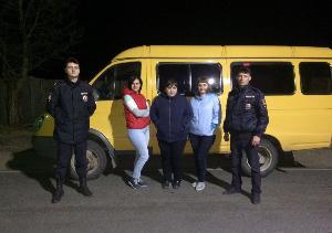Комиссия по делам несовершеннолетних регулярно проводит вечерние рейды на территории Черемховского района.