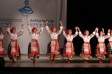 «Услада» на конкурсе «Байкальское кружево» в Иркутске