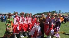В Качугском районе Иркутской области состоялся областной фестиваль «Троица»