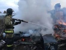 Трое дачников погибли во время пожаров в Иркутской области