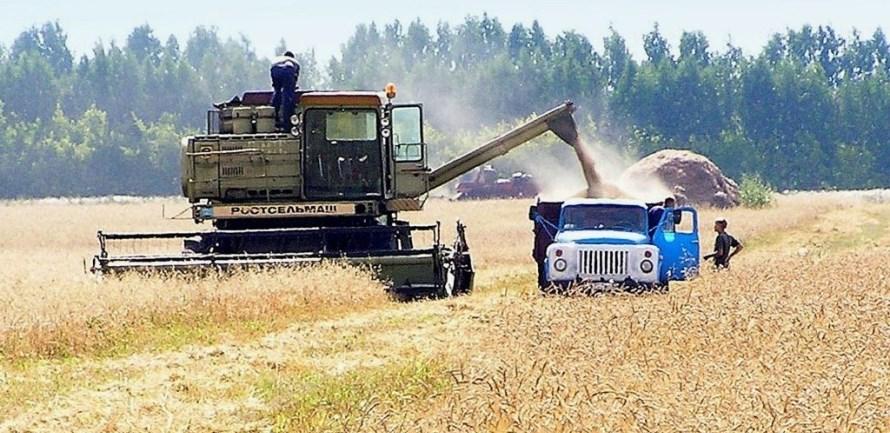 Селяне Чунского района стали первыми в областном трудовом соперничестве
