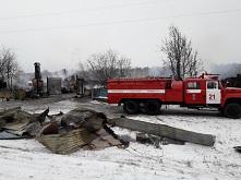 «Сообщает служба 01» Последствия пожаров ужасны.