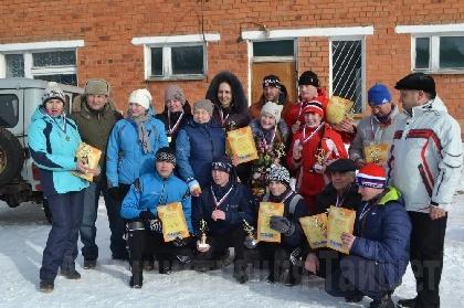 Традиционные соревнования по лыжным гонкам памяти Валерия Щапова прошли в поселке Шиткино