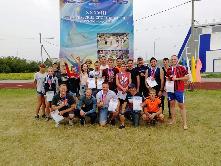 Новонукутском прошли областные летние сельские спортивные игры: итоги