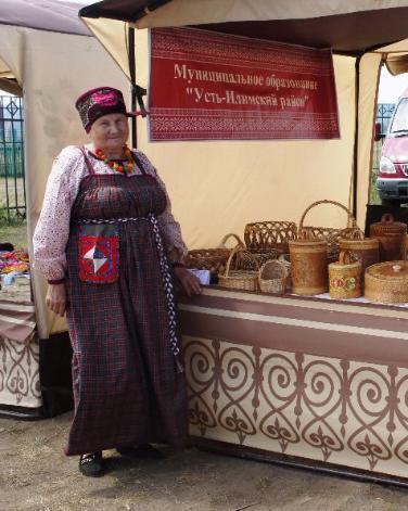 Жительница Невона признана Народным мастером Иркутской области