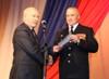 Медали и призы в День полиции