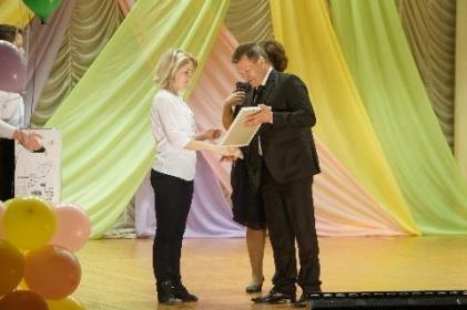 V Всероссийский фестиваль-конкурс «Ступеньки к успеху» прошел в городе Тайшете