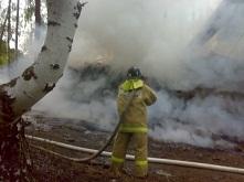 Пожарные подвели итоги работы за 1 квартал 2015 года.