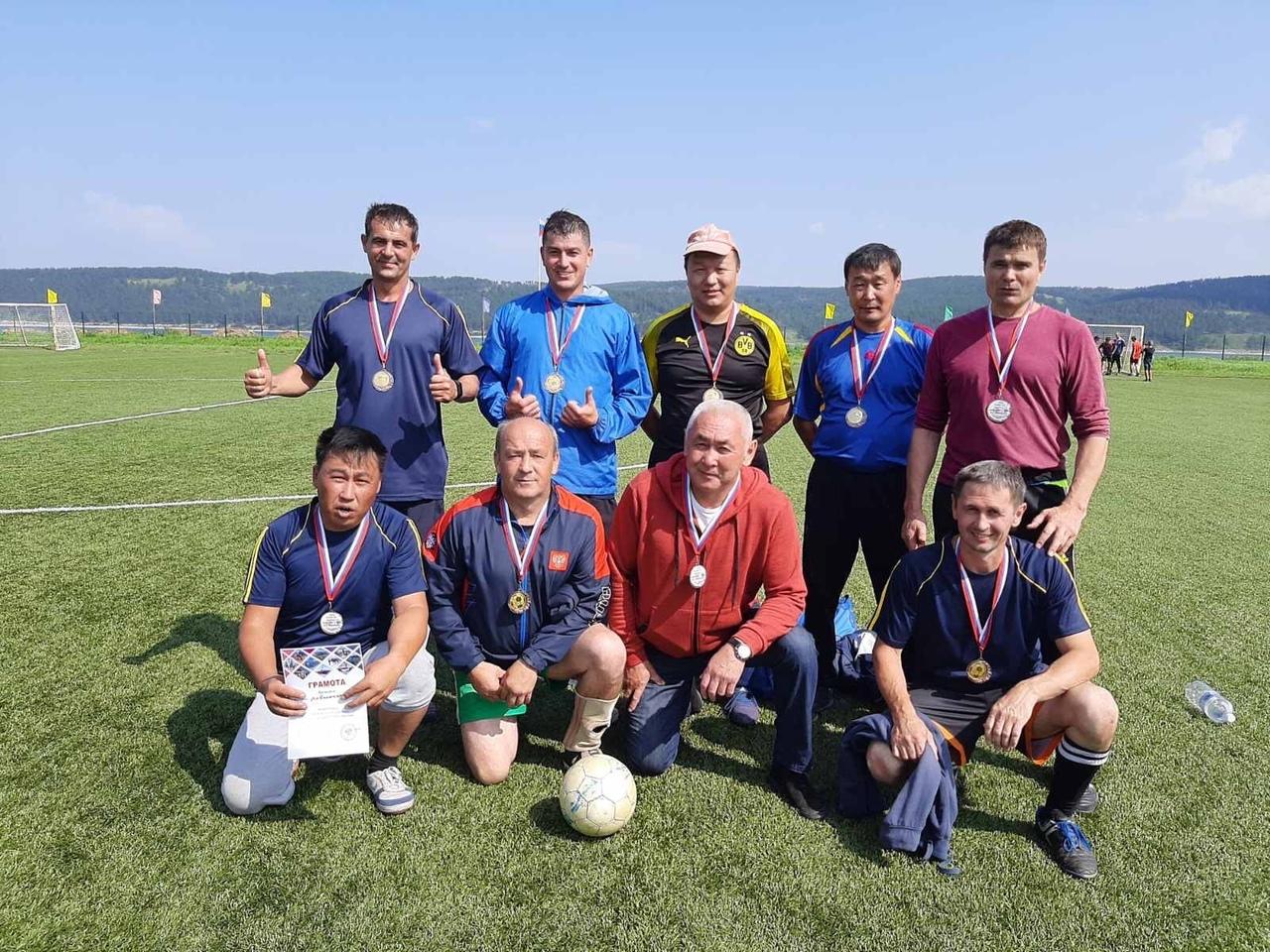 Футбол в г. Свирск