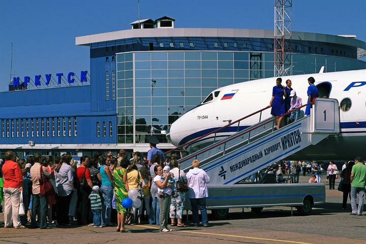 АО «Международный аэропорт Иркутск» информирует.