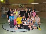 турнир по волейболу п. Тубинский