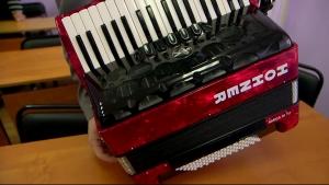 29.11.2017 Новый аккордеон для музыкальной школы посёлка Михайловка
