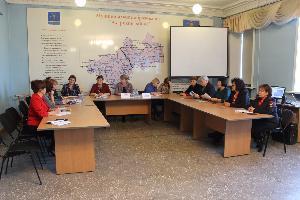 Уполномоченный по правам ребенка в Иркутской области С.Н.Семенова в Аларском районе