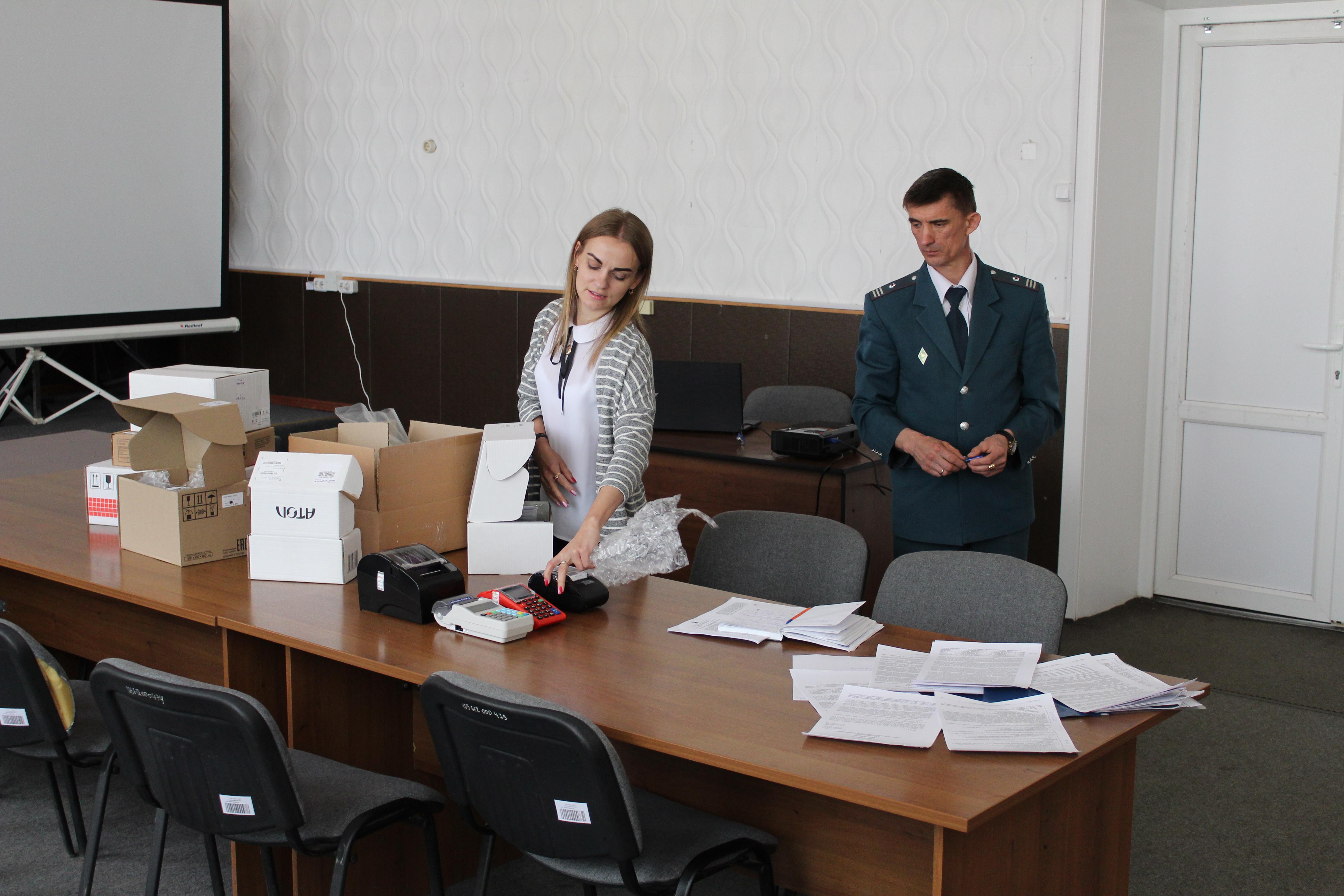 Информационный семинар  с представителями Роспотребнадзора и межрайонной ИФНС России по Иркутской области