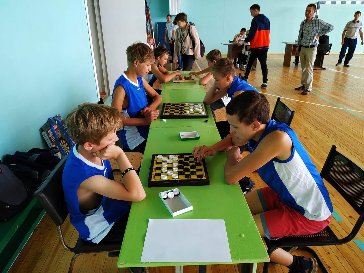 Седановские спортсмены приняли  участие в  муниципальном этапе областной спартакиады «И невозможное возможно…»