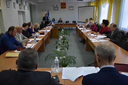 Районной Думой принят главный документ