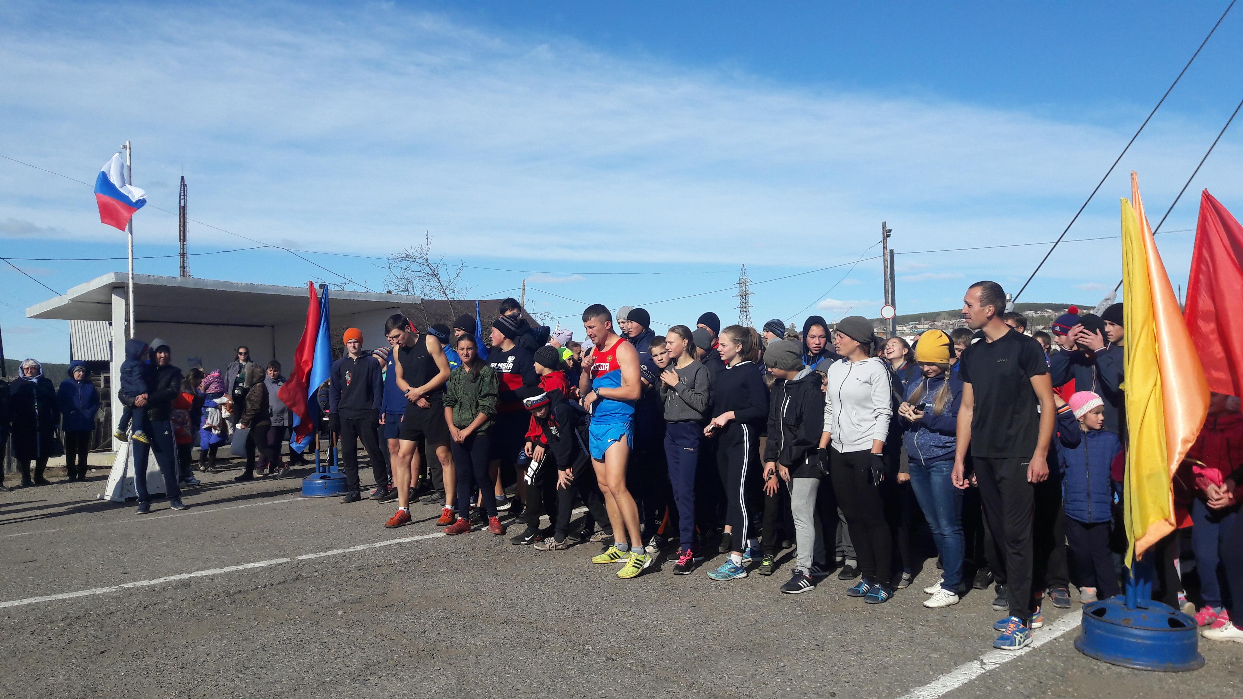 Традиционный легкоатлетический забег «Километры здоровья» состоялся в минувшее воскресенье