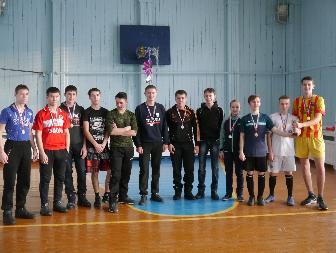 Турнир по мини-футболу на кубок в честь 50-летнего юбилея Усть-Илимского района