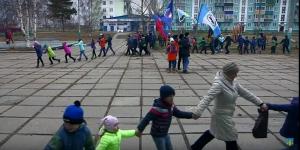 07.11.2017 В Черемховском районе в День народного единства водили хороводы!