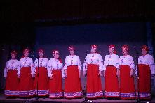 Театрализованное представление, по рассказам В.М.Шукшина