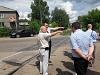 На переезде  по ул. Ленина установят светофор