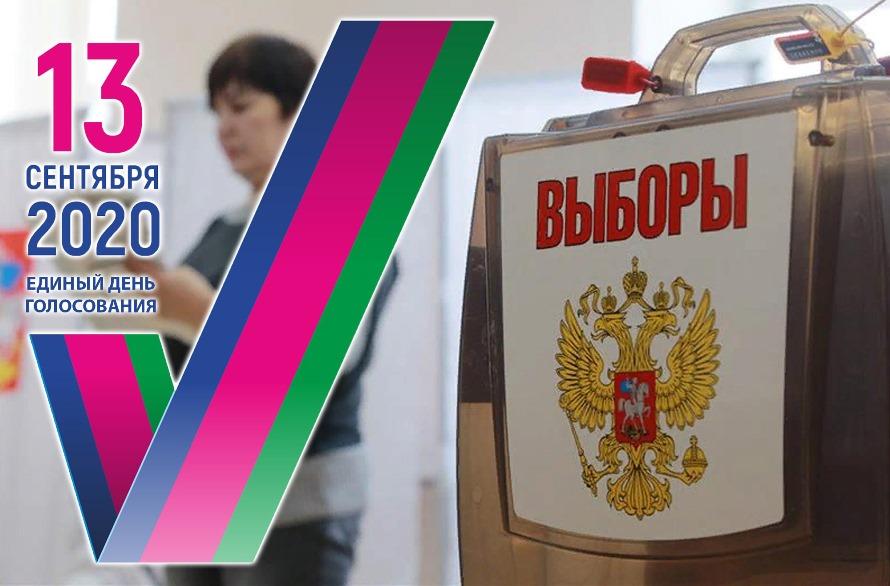 В районе началось голосование по региональным и местным выборам