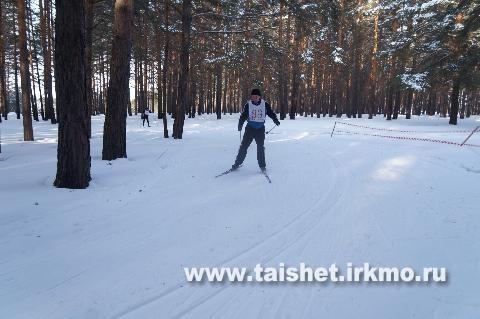 Открыт прокат лыж на лыжной базе в городе Тайшете