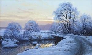 Выставка памяти художника Виктора Жамова