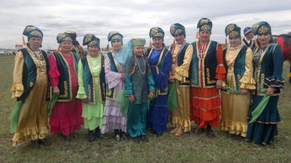 Народный татарский фольклорный коллектив «Туган Як»