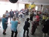 Зажигательные танцы (Центр культуры Железнодорожного МО)