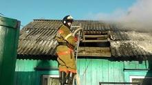 Пожарные призывают владельцев частных жилых домов проверить печи и дымоходы.