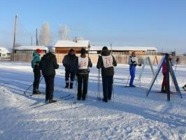 Об итогах соревнований по лыжным гонкам