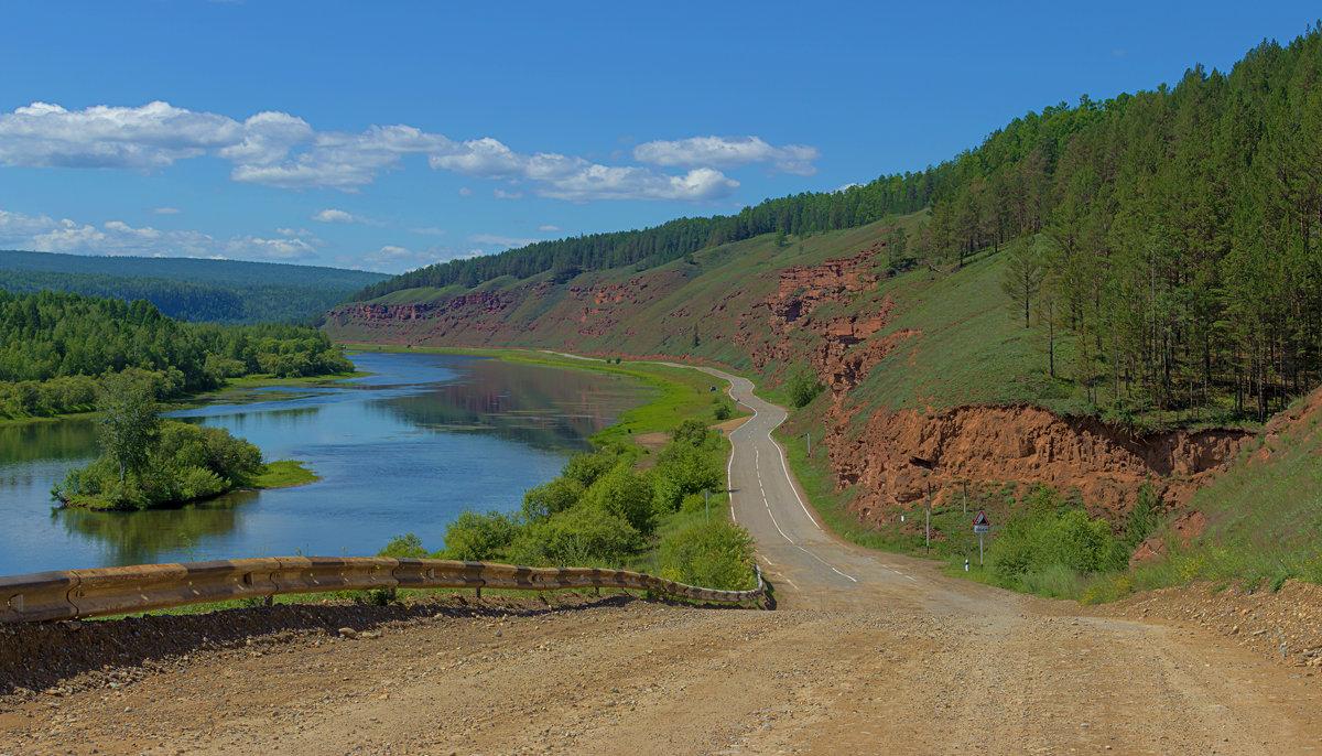 Сохранение великой сибирской реки