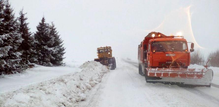 К зимнему дорожному сезону готовы