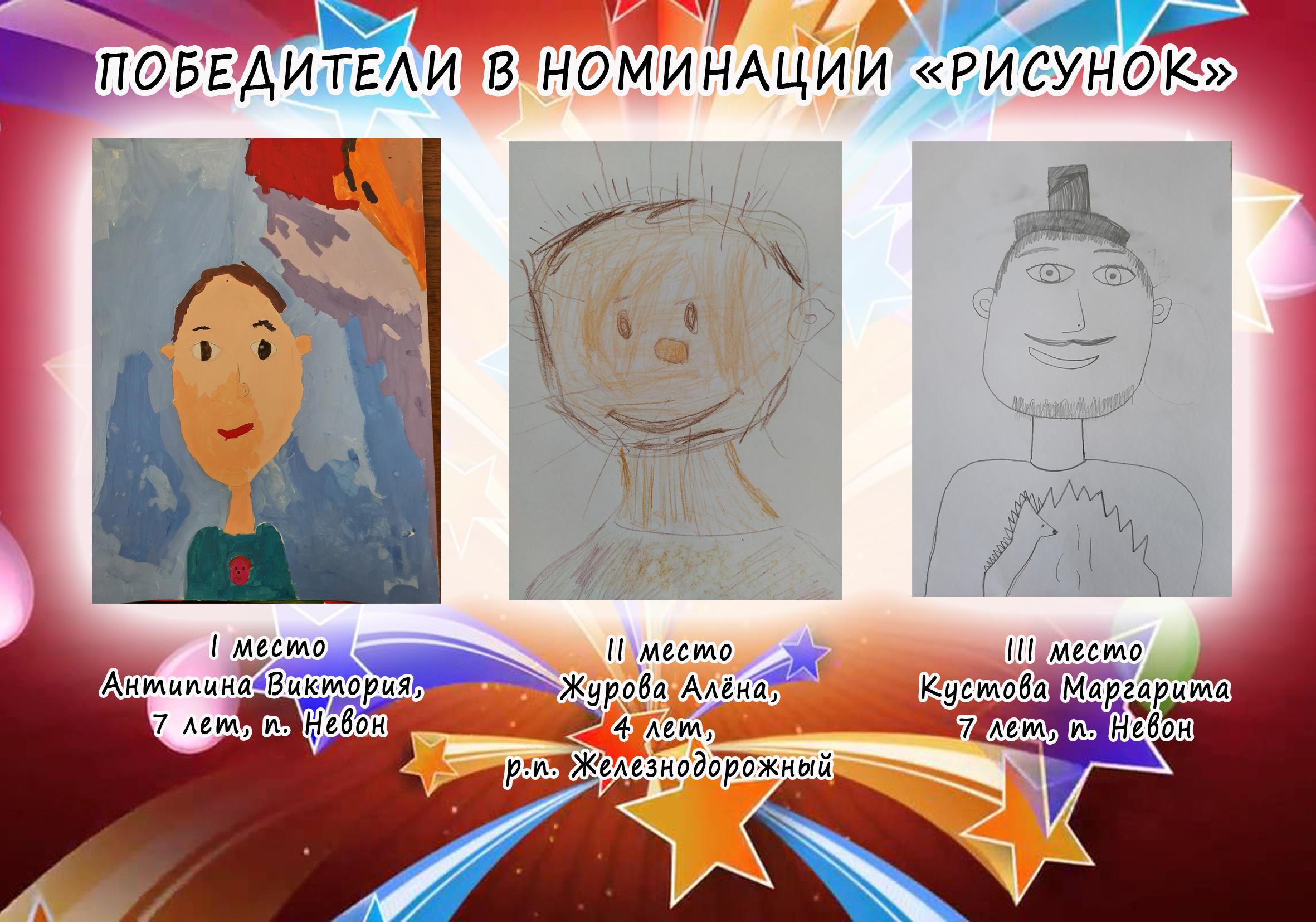 Подведены итоги конкурса «ВМЕСТЕ С ПАПОЙ»»
